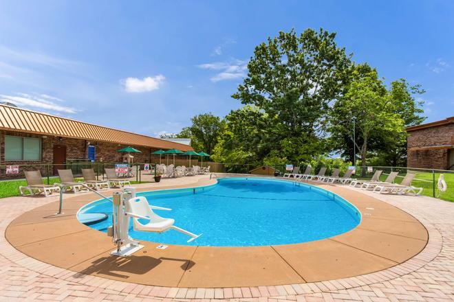 布兰森红狮套房酒店 - 布兰森 - 游泳池