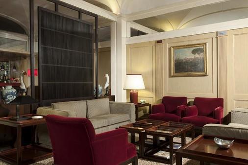 德波哥尼酒店 - 罗马 - 大厅