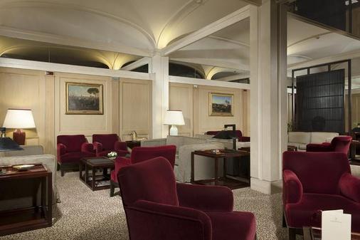 德波哥尼酒店 - 罗马 - 休息厅