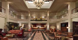 阿米尼塞韦林酒店 - 印第安纳波利斯 - 大厅