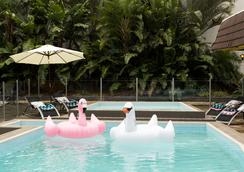 里格斯坎普顿酒店 - 悉尼 - 游泳池