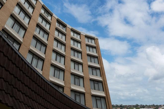 里格斯坎普顿酒店 - 悉尼 - 建筑