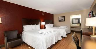 圣奥古斯丁红屋顶普拉斯酒店 - 圣奥古斯丁 - 睡房