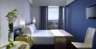 拉托精品酒店 - 伊拉克里翁 - 睡房
