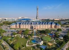 阿兹兹亚精品酒店 - Al Rayyan - 建筑