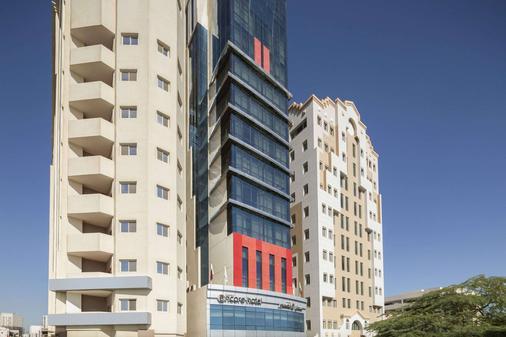 多哈华美达安可酒店 - 多哈 - 建筑