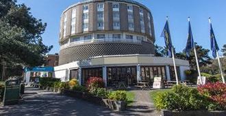 大不列颠圆屋酒店 - 伯恩茅斯 - 建筑