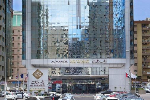 阿尔门泽尔公寓酒店 - 阿布扎比 - 建筑