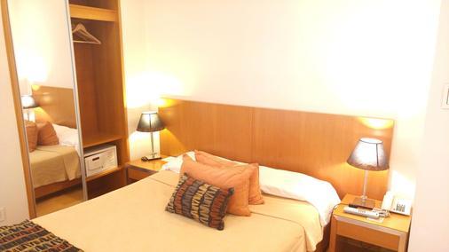 泰姆霍精品酒店 - 布宜诺斯艾利斯 - 睡房
