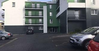 法国布雷斯特泰尔公寓式酒店 - 布雷斯特