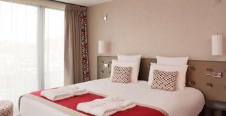 克莱蒙费朗美居中心焦德广场酒店 - 克莱蒙费朗 - 睡房