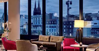 克莱蒙费朗美居中心焦德广场酒店 - 克莱蒙费朗 - 酒吧