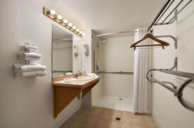 北奥斯汀-大学区速8酒店 - 奥斯汀 - 浴室