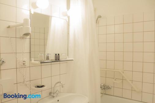 杜塞尔多夫月亮酒店 - 杜塞尔多夫 - 浴室