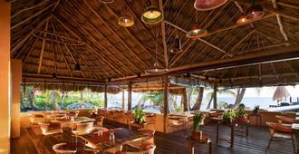 马塔契卡度假村及水疗中心 - 仅供成人入住 - 圣佩德罗 - 餐馆