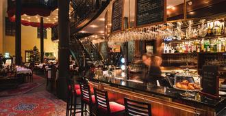 空斯特拉德花园酒店 - 斯德哥尔摩 - 餐馆