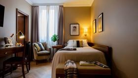学院酒店 - 维罗纳 - 睡房