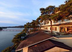 小松好風亭酒店 - 松岛町 - 建筑
