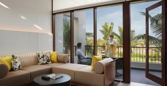 金奈马哈巴利普兰洲际度假村 - 马哈巴利普拉姆 - 客厅