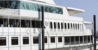 罗盘城河酒店 - 贝尔格莱德 - 建筑
