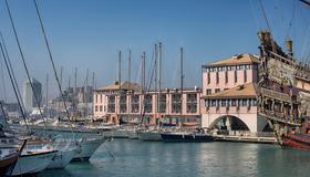 热那亚码头nh典藏酒店 - 热那亚 - 建筑