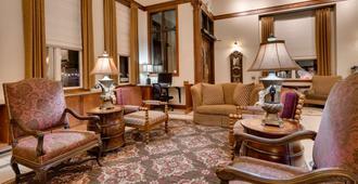 格林威尔贝斯特韦斯特优质酒店 - 摩押 - 大厅