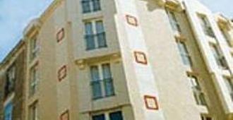 阿米拉尔酒店 - 南特 - 建筑