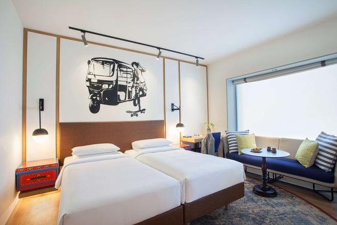 班加罗尔中心mg路凯悦酒店 - 班加罗尔 - 睡房