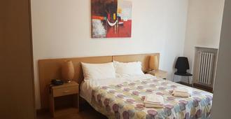 圭多雷尼酒店 - 都灵 - 睡房