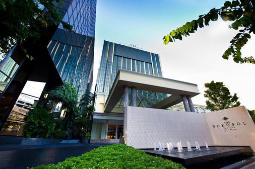 苏阁索酒店 - 曼谷 - 建筑