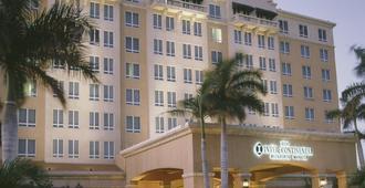 马那瓜梅特罗森特洲际酒店 - 馬拿瓜