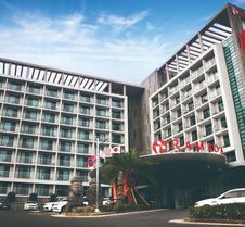 济州咸德华美达大酒店
