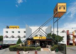 马赛机场一级方程式酒店 - 维特罗勒 - 建筑