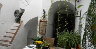 拉卡斯德贝维德斯魅力酒店 - 阿尔科斯-德拉弗龙特拉 - 露台