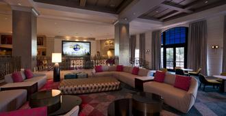 环球影城硬石酒店 - 奥兰多 - 休息厅