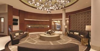 丽笙酒店及会议中心卡尔加里机场东 - 卡尔加里 - 休息厅