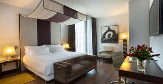 圣地亚哥德孔波斯特拉nh集团酒店 - 圣地亚哥-德孔波斯特拉 - 睡房