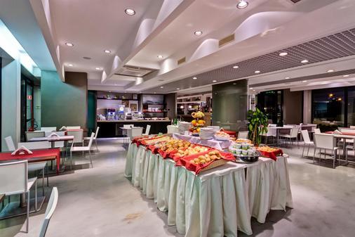 罗马机场贝斯特韦斯特酒店 - 菲乌米奇诺 - 自助餐