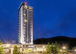 地平线酒店 - 斯奈库山麓派兹 - 建筑