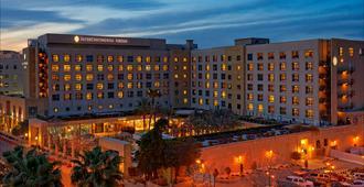 约旦洲际酒店 - 安曼 - 建筑