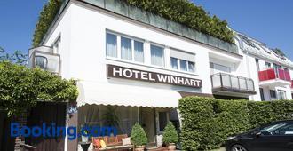 吉辛酒店 - 慕尼黑 - 建筑