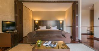 圣埃斯特万宫酒店 - 萨拉曼卡 - 睡房