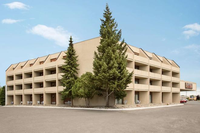 金斯顿拉萨尔旅行之家酒店 - 金斯顿 - 建筑