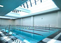 釜山乐天酒店 - 釜山 - 游泳池