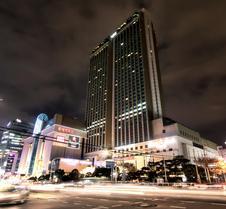 釜山乐天酒店