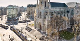 宜必思尚品日内瓦火车站酒店 - 日内瓦 - 户外景观