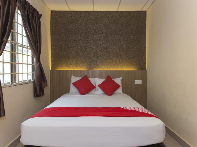 龙凤酒店 - 吉隆坡 - 睡房