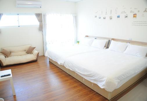 享巷民宿 - 台东市 - 睡房
