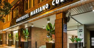 巴塞罗那马里亚诺库比公寓式酒店 - 巴塞罗那 - 建筑