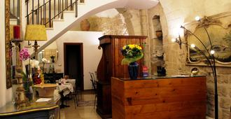 亚美尼亚圣安德里亚历史之家家庭旅馆 - 塔兰托 - 柜台
